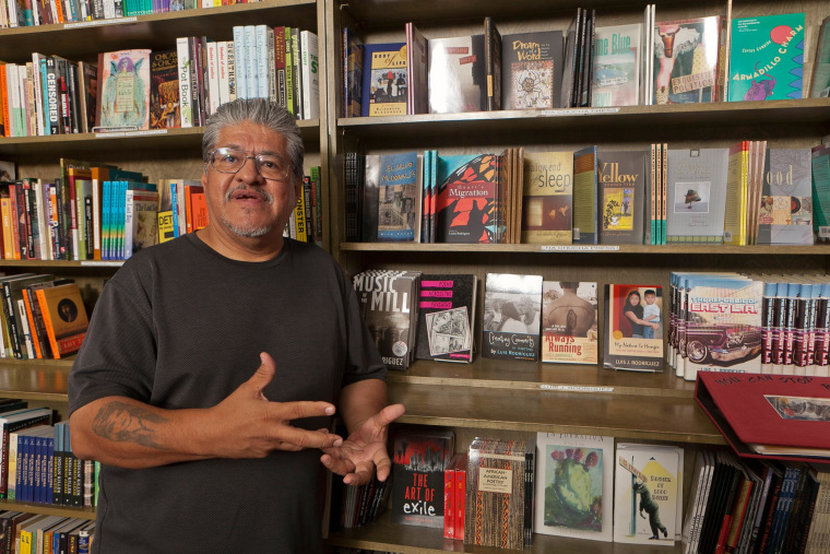 Image: Luis J. Rodriguez