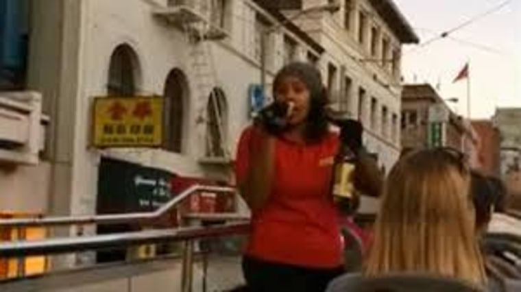 Chinatown tour guide apologizes for racist rant.