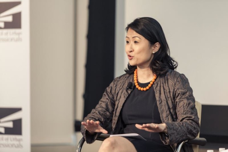 "Jane Hyun, author of ""Breaking the Bamboo Ceiling"""