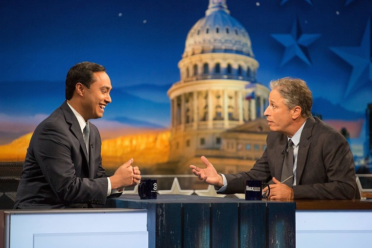 Image: The Daily Show With Jon Stewart Presents Democalypse 2014: South By South Mess