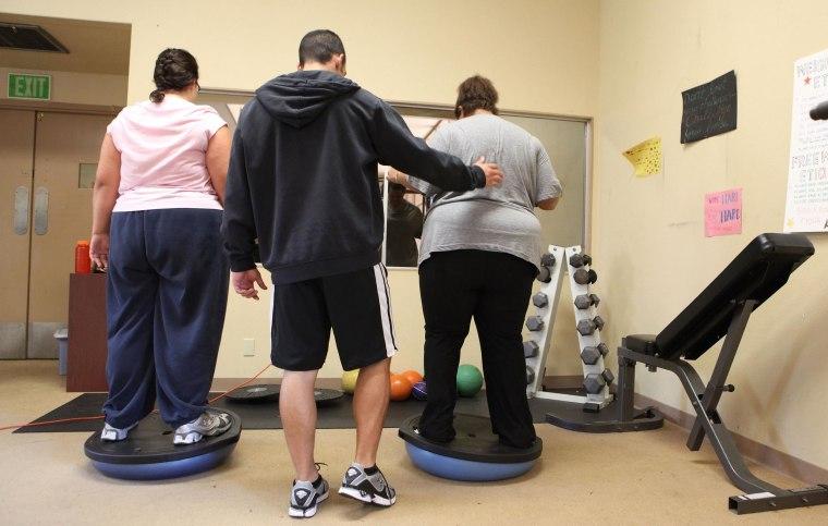 Image: Combatting obesity
