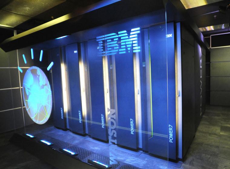 Image: IBM's Watson