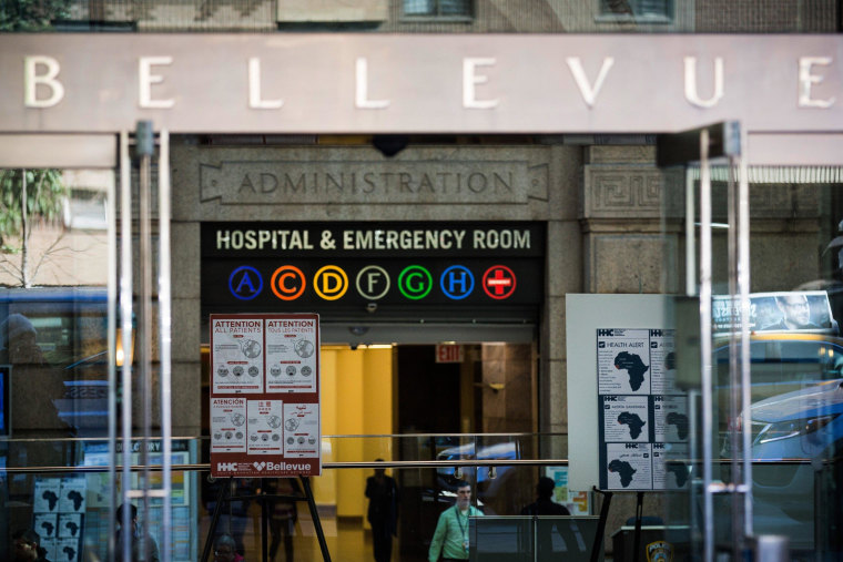 NYC 'Actively Monitoring' 117 People for Ebola Risk