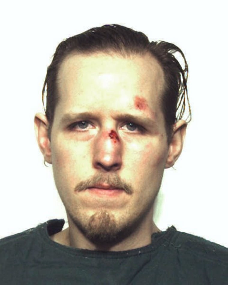 Image: Eric Matthew Frein, 31, is pictured in this October 2014 handout photo