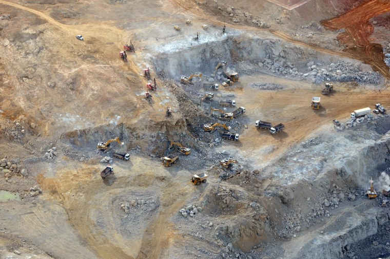 Image:Belo Monte Dam Construction
