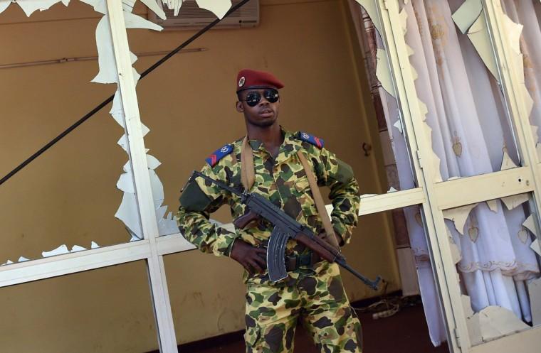 Image: TOPSHOTS-BURKINA-POLITICS-CRISIS-ARMY