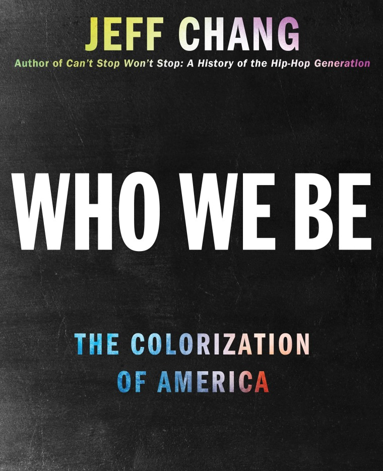 """Jeff Chang's new book """"Who We Be"""" explores racial progress in America over the last 50 years."""