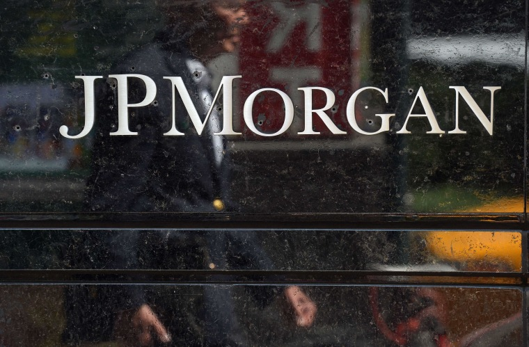 Image: JPMorgan Chase headquarters in New York