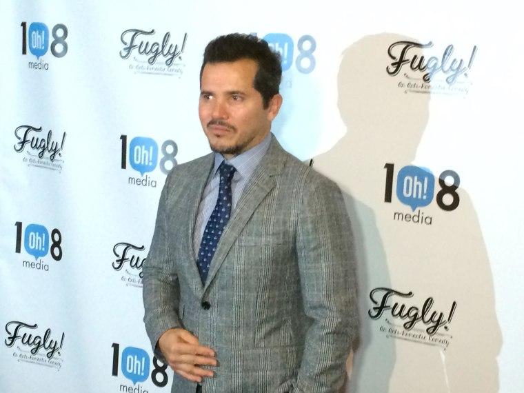 Image: John Leguizamo at Fugly! Premiere