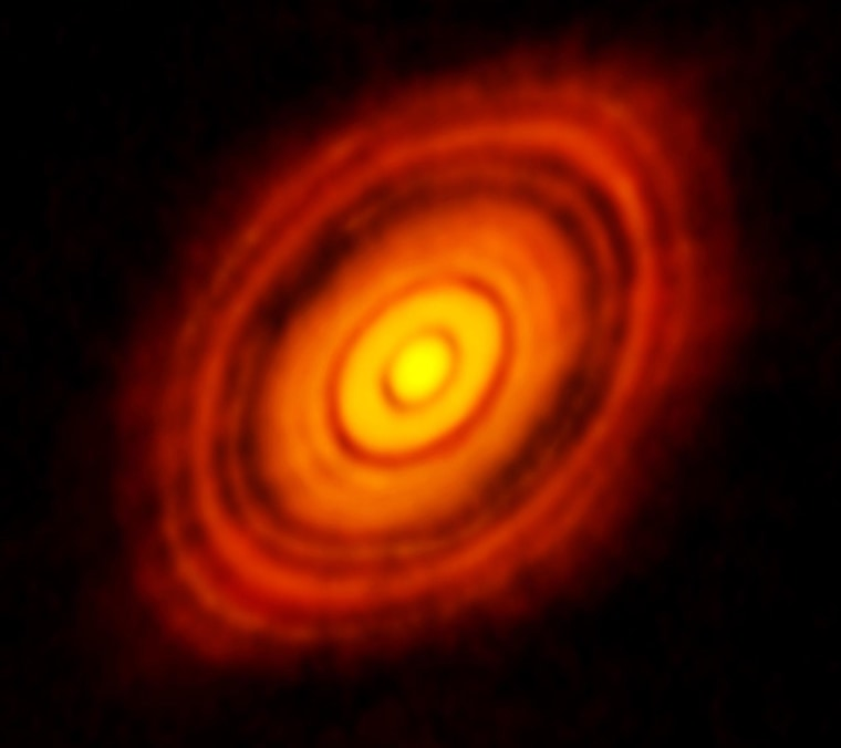 Image: HL Tauri