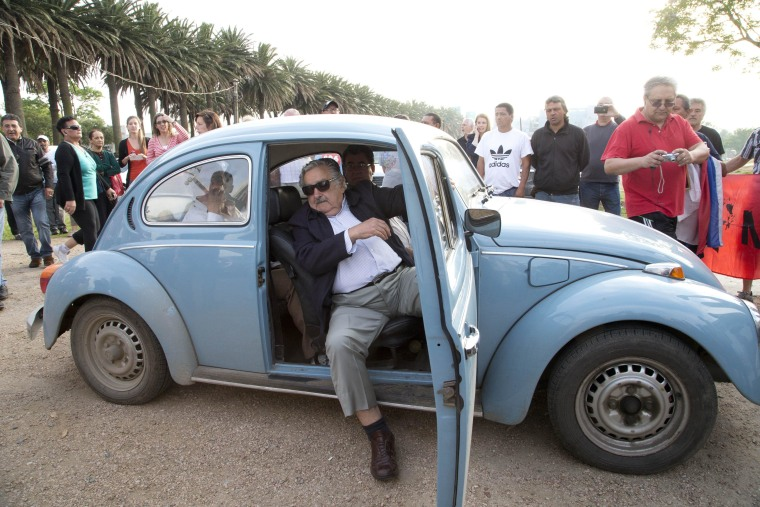 Image: Jose Mujica