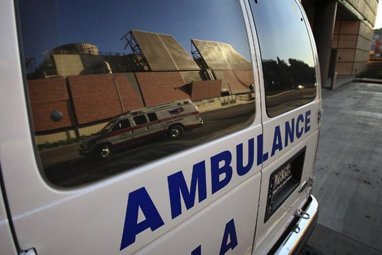 Image: Ambulance vehicle
