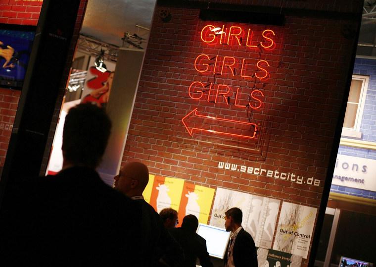 Venus Erotic Fair in Berlin
