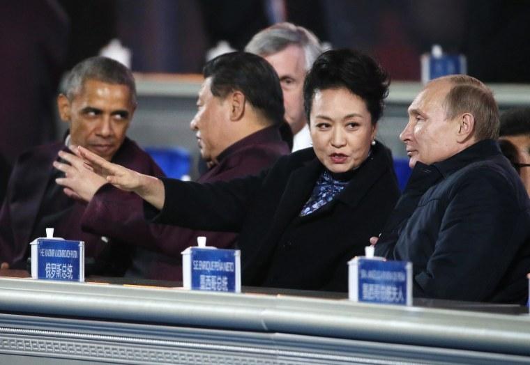 Image: APEC 2014 Summit in Beijing, China