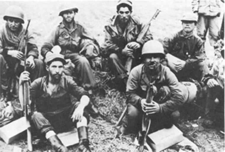 Image: 65th Infantry in Korean War
