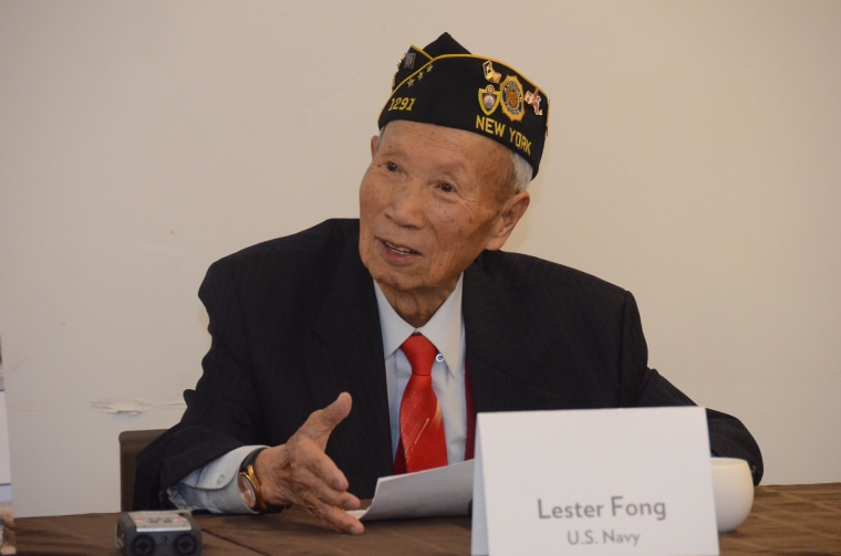 "Chinese-American Vets' stories told in ""Fighting for the Dream"""
