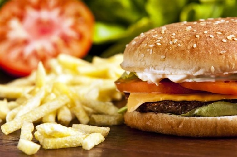 A cheeseburger with lettuce tomato and mayonnaise. A lawsuit from the maker of Hellmann's says that to call something mayo, it must contain eggs.