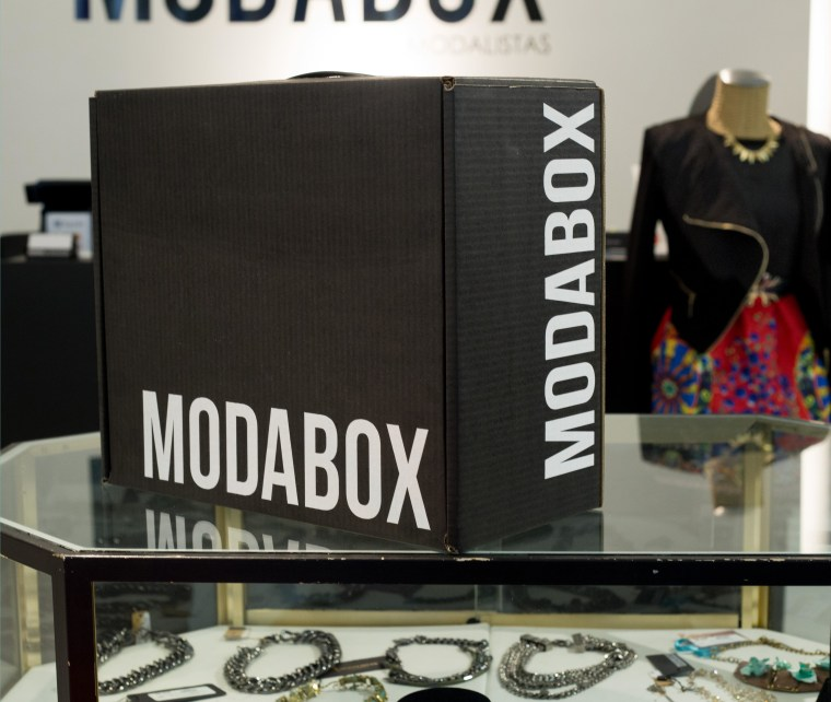 ModaBox provides buyers with items from a tailored fashion profile, all shipped directly to their home.