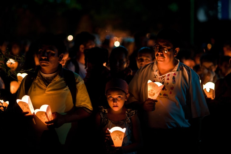 EL SALVADOR-CIVIL-WAR-RELIGION