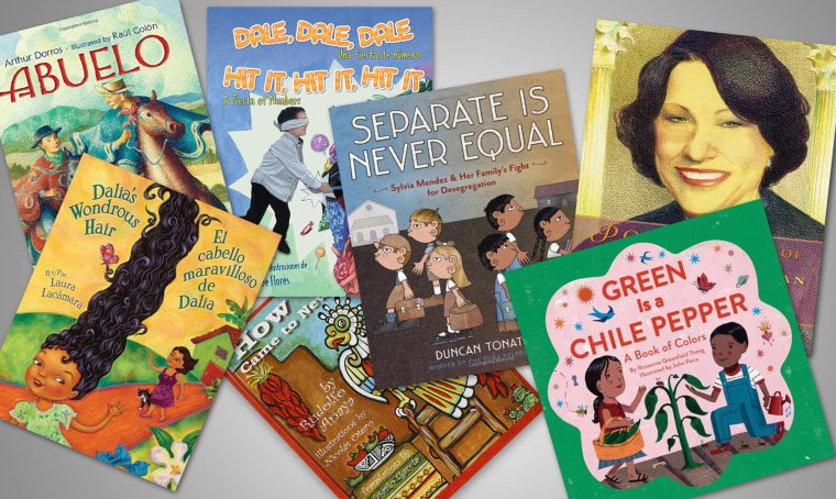 Latinas For Latino Literature (L4LL) compiled a list of Remarkable Latino Children's Books of 2014.