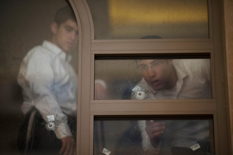 Attackers Storm Jerusalem Synagogue
