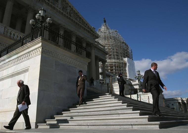Image: House Votes On Full Passage Of Keystone Pipeline