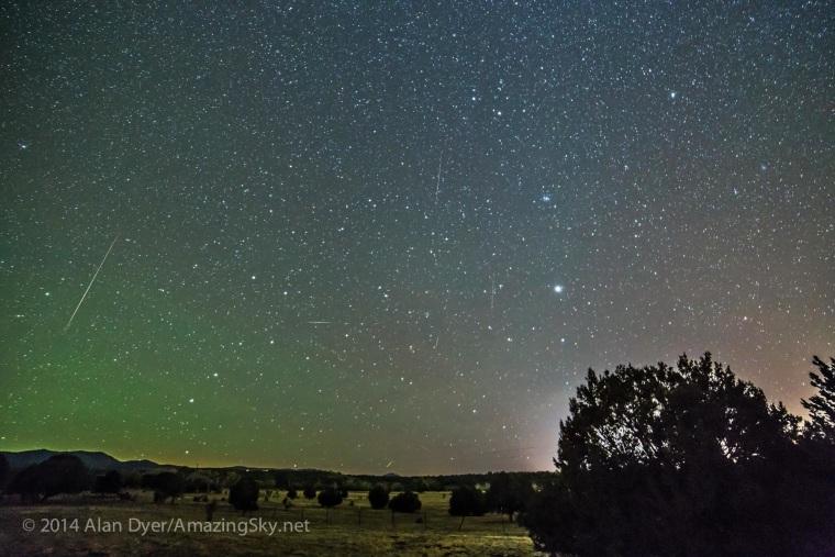 Image: Meteors