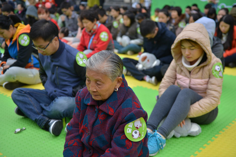 Chengdu holds China's first 'blank stare' contest