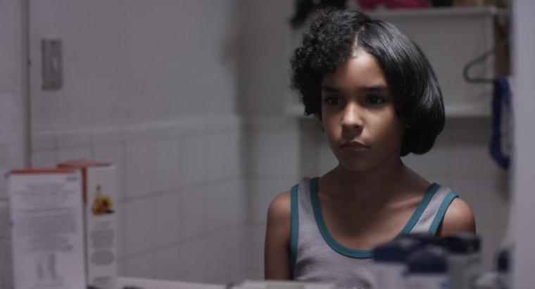 "Samuel Lange as Junior in Mariana Rondón's ""Pelo Malo,"" or ""Bad Hair."""