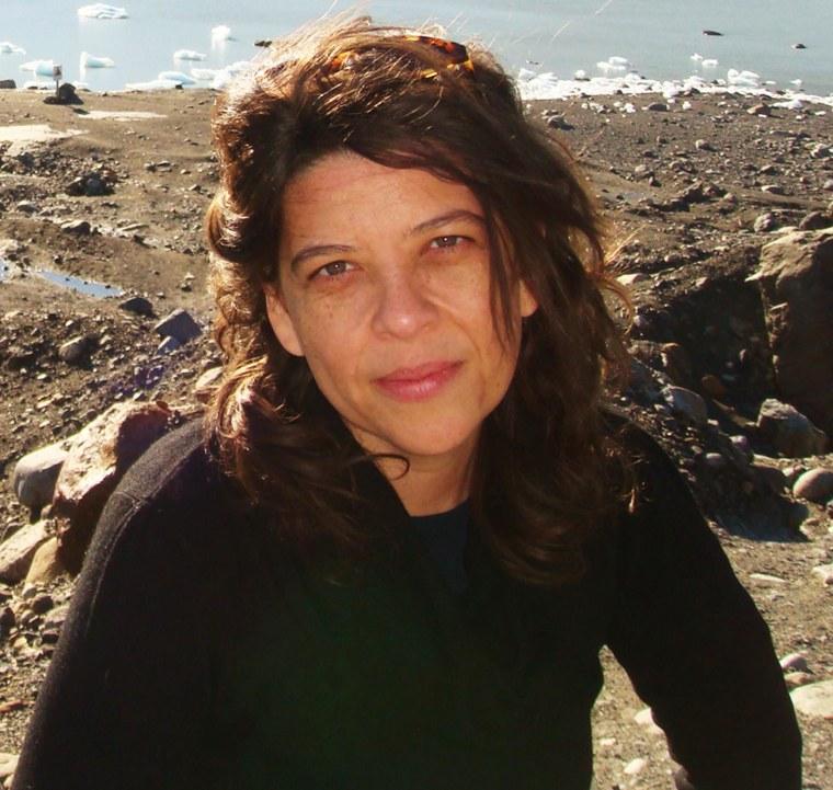 "Film director Mariana Rondón, of the movie, ""Pelo Malo"" or ""Bad Hair."""