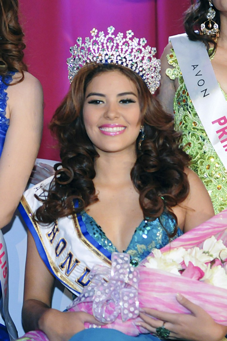 Image: Miss World Honduras 2014 Maria Jose Alvarado