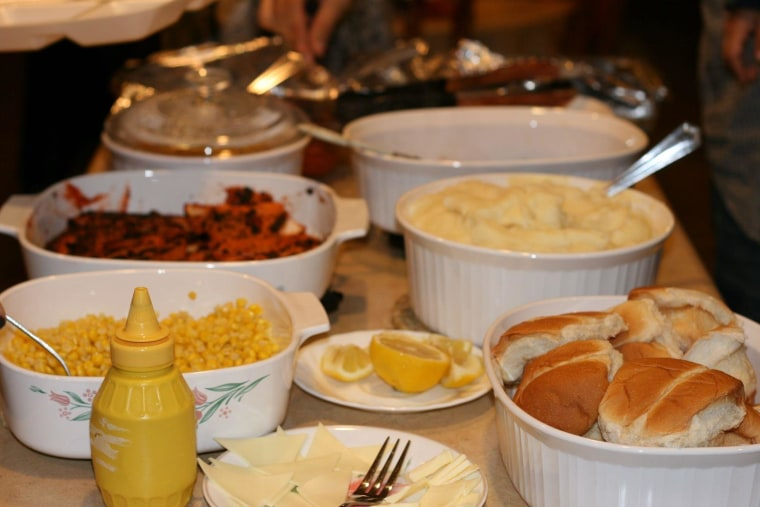 Sumeet Kaur Bal shares one of her family's favorite Thanksgiving recipes