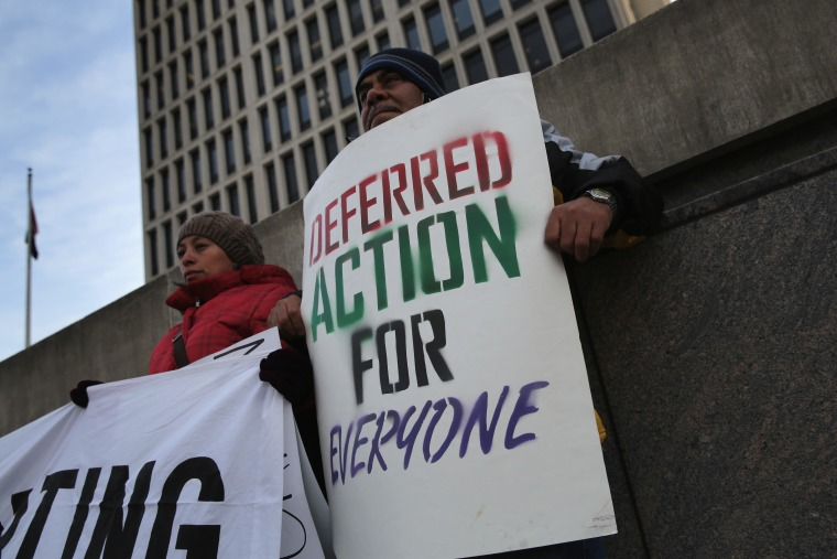 Image: Undocumented NJ Residents Seek Deferred Action From Immigration Officials