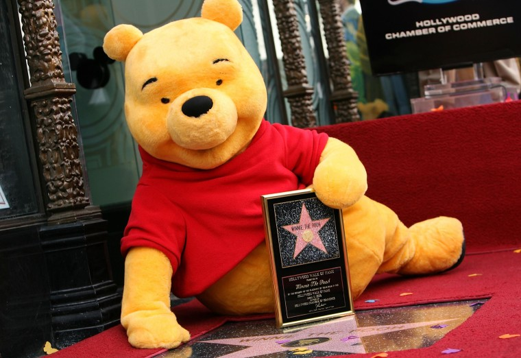 Town Reportedly Nixes Winnie the Pooh Mascot Over 'Dubious Sexuality'