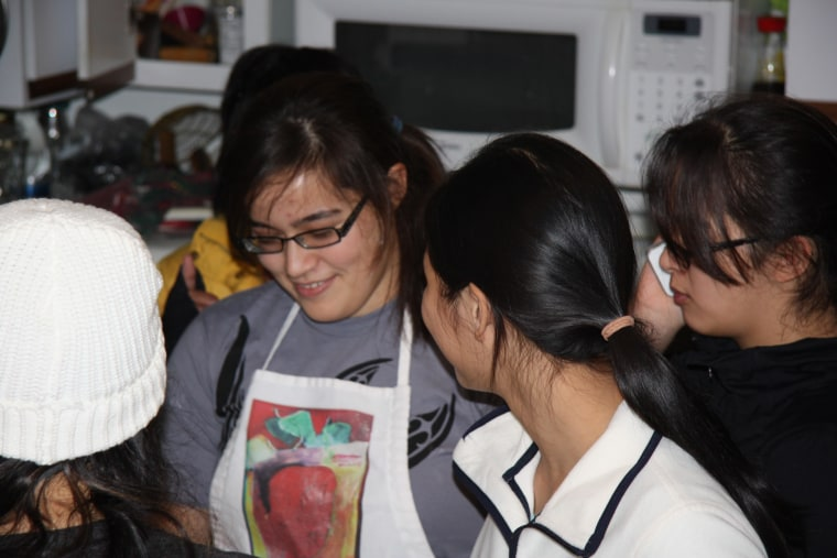 Frances Kai-Hwa Wang's Thanksgiving essay.