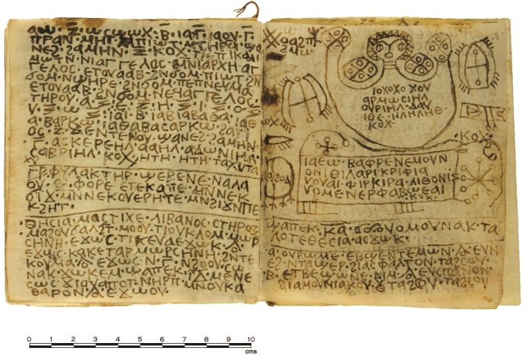 How to Nail Your Enemies: Ancient Egyptian Spells Deciphered