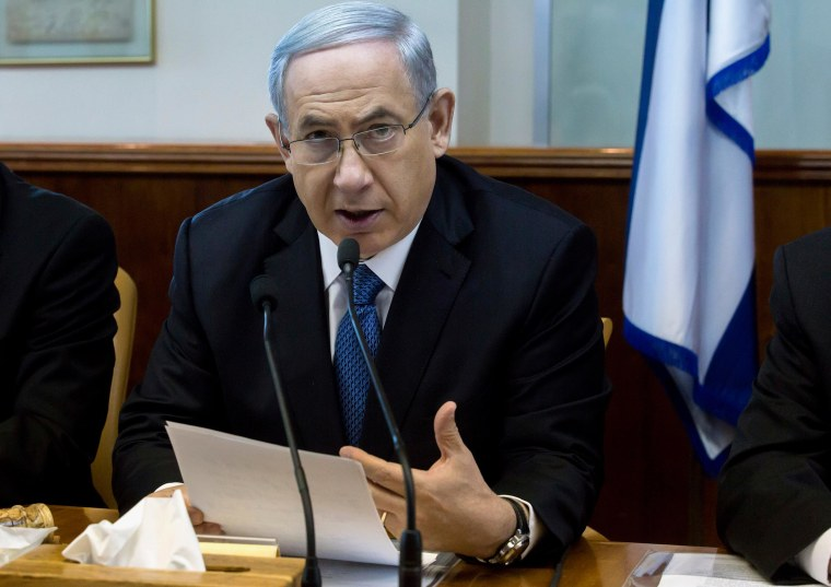 Netanyahu's Cabinet Moves to Define Israel as Jewish