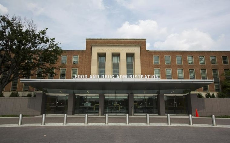 Image: U.S. Food and Drug Administration (FDA) headquarters