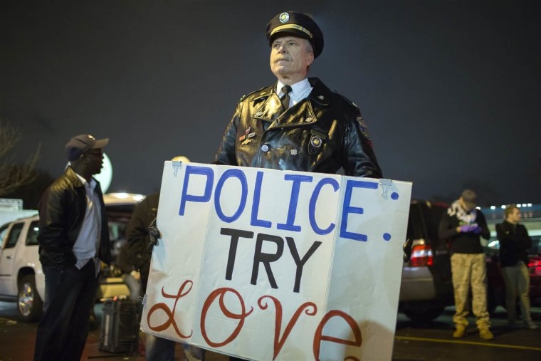 IMAGE: Retired Philadelphia police Capt. Ray Lewis