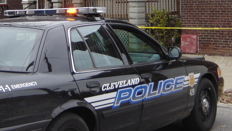 Image: Cleveland Police Car