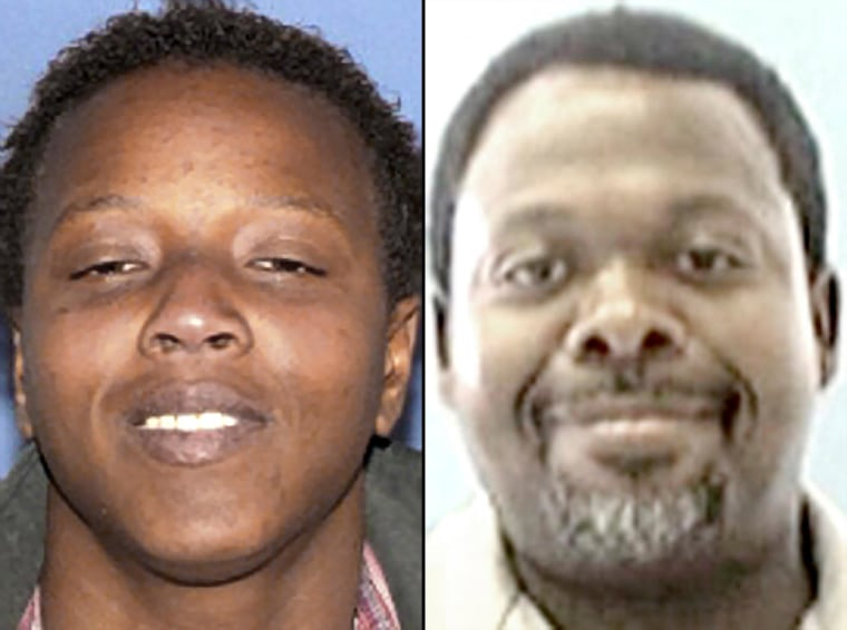These undated file photo provided by the Cleveland Police Department show Malissa Williams and Timothy Russell, two unarmed people who were killed in a hail of 137 gunshots fired by police in November 2012.