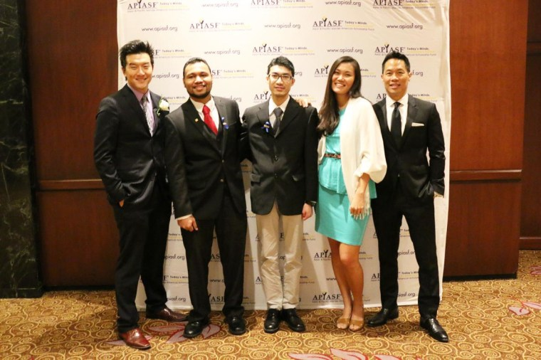 APIASF scholars honored for achievements, but gaps in higher education remain for Asian Americans.