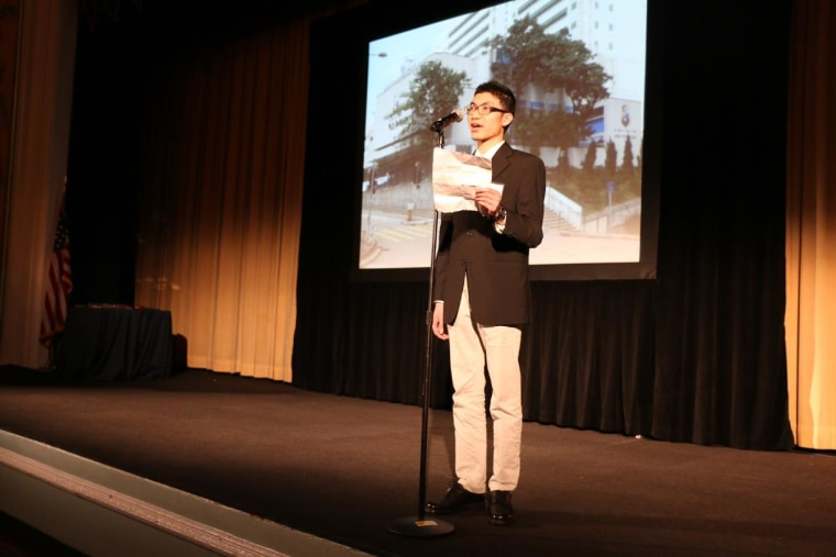 2013 APIASF Scholar, Antony Chau, shares his story about overcoming challenges as an international student at UMass Boston.