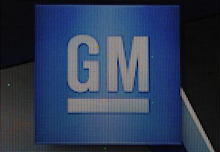 Image: General Motors logo