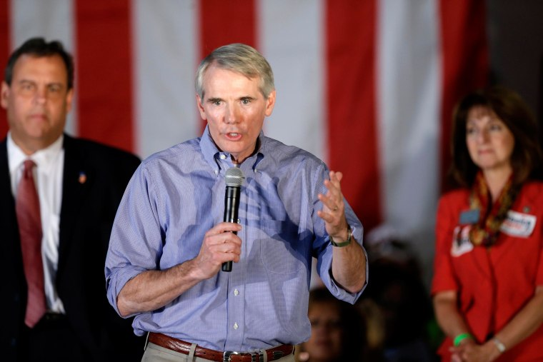 Image result for rob portman