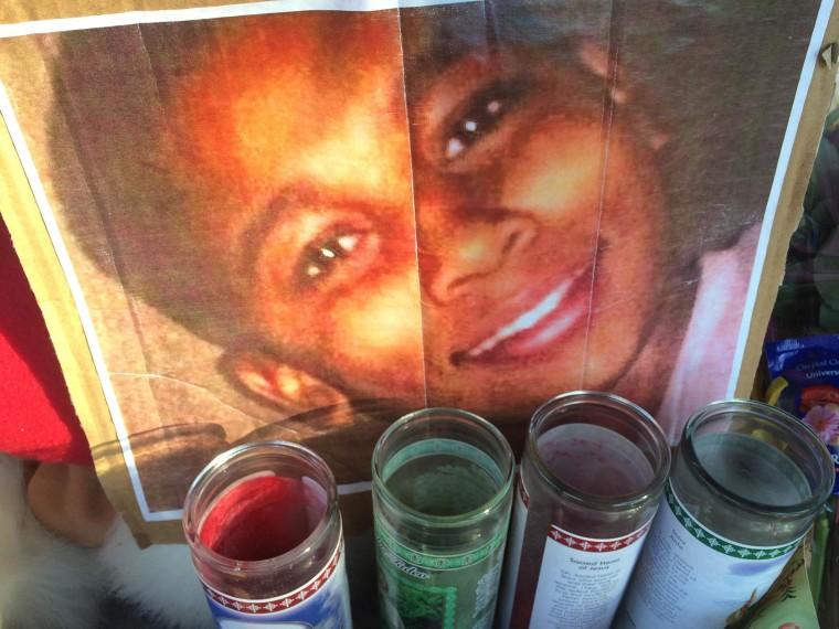 Tamir Rice Memorial
