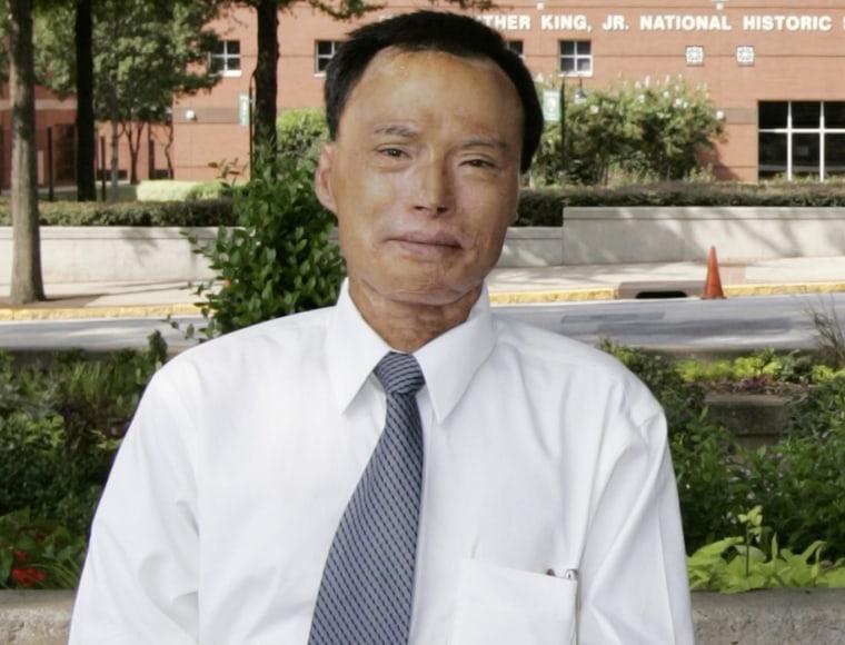 Image: Former San Quentin death row inmate Chol Soo Lee
