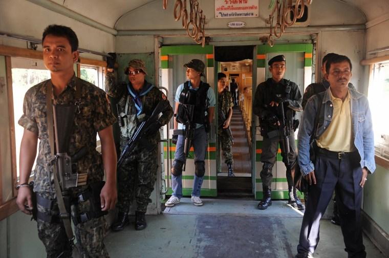 Islamist Insurgency Erupts in Sungai Golok, Thailand's Strangest Party Town