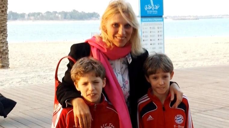 U.S. Teacher Ibolya Ryan's Killer Executed by United Arab Emirates