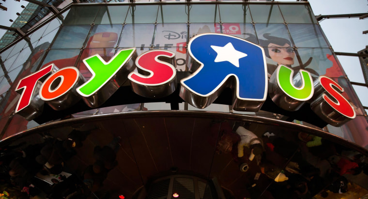 Image: Toys R Us'
